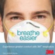 3M Particulate Respirator 8210 N95
