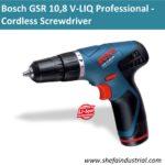 bosch gsr 10,8 V-LIQ Professional cordless drill driver 2