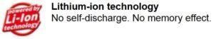 bosch lithium ion technogy