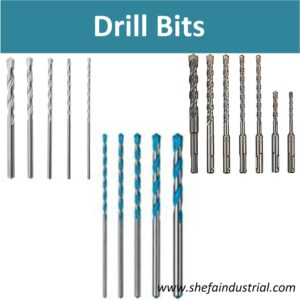 drill bits category