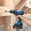 Bosch GSB 18-2-LI Professional - Cordless Impact Drill