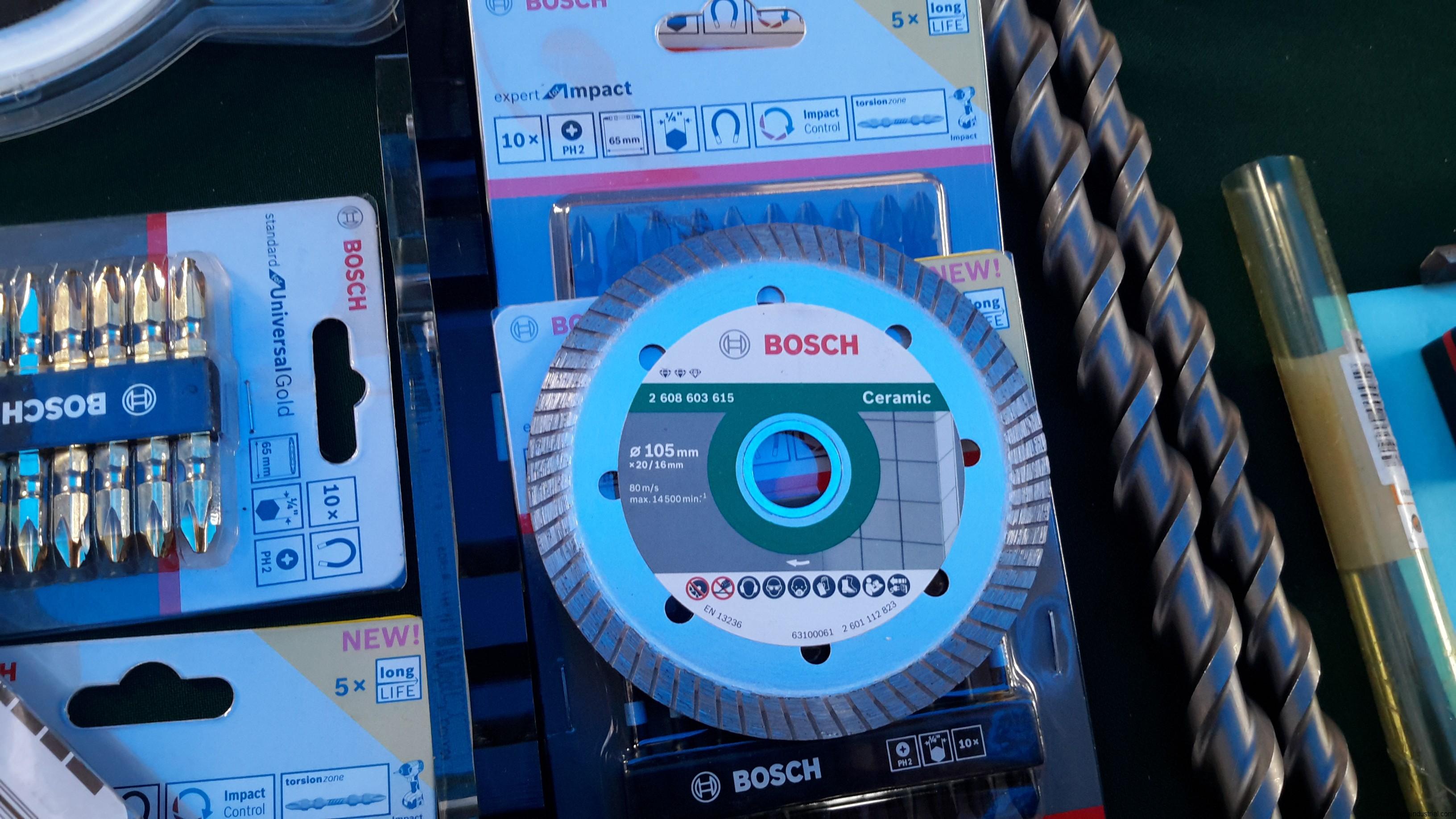 Bosch Diamond Cutting Wheel Continuous Super Thin