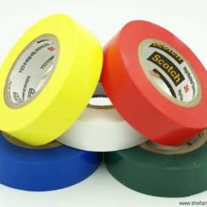 3M colored electrical tape