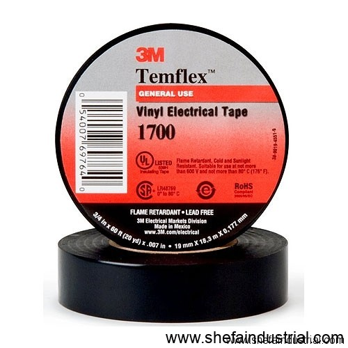 3m templex 1700 - vinyl electrical tape