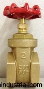 Brass Check Valve - 200 WOG