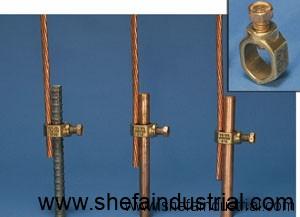 grounding rod - copper bonded 2