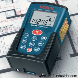 Bosch DLE 40 laser measuring tool