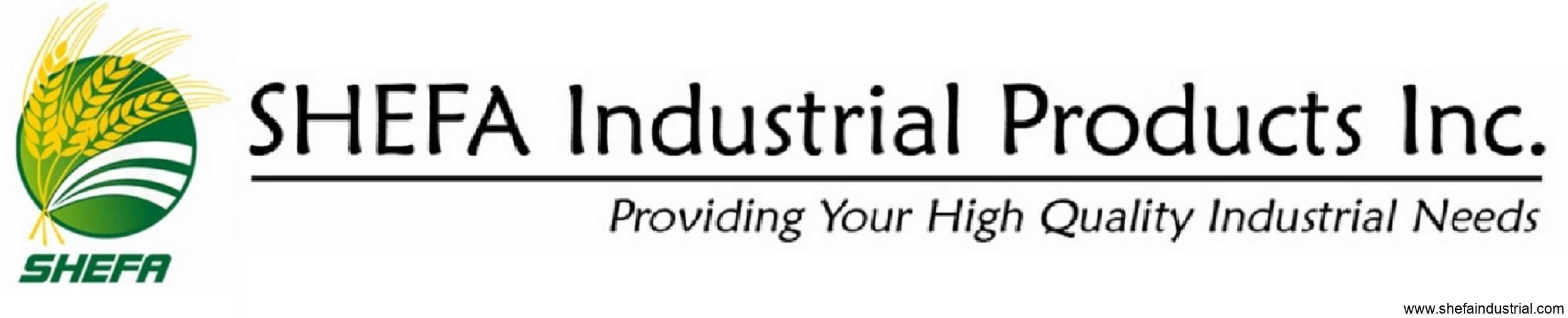 Shefa Industrial Products Inc.