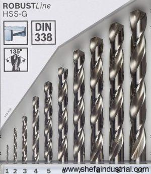 Bosch Metal Drill Bits