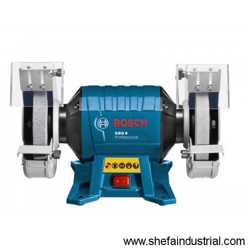 Bosch Bench Grinder Gbg 8 We Deliver Shefa Industrial