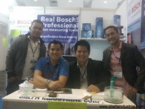 irise exhibit bosch booth 2