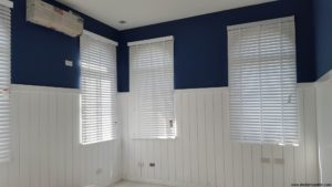 Portofino Subd Las Pinas Wood blinds 5