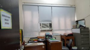 Trinity University of Asia Sunscreen Blinds 2