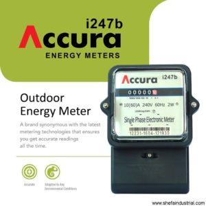 Accura Energy Meters