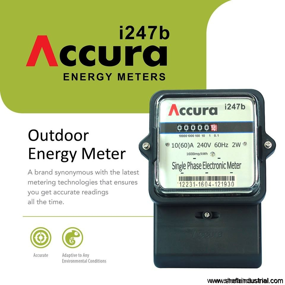 Accura Energy Meters