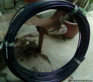 30 mm2 THHN Black