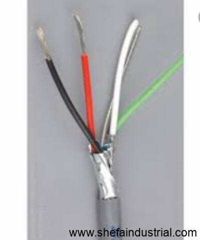 Belden 8723 Shielded Twisted Pair Cable 2 Pairs 22