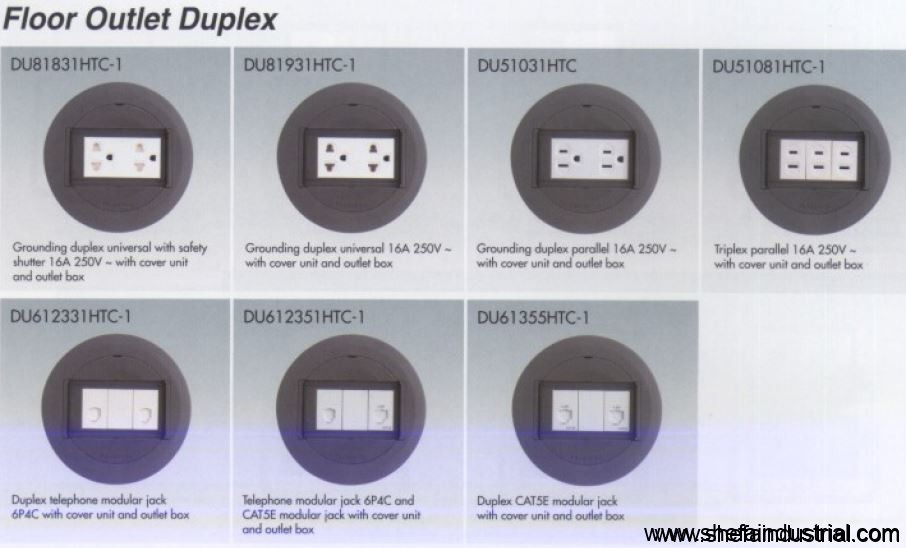 floor-outlet-duplex