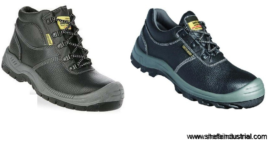 Safety Jogger Safety Shoes – High or