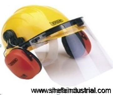 safety-shield-with-helmet-and-ear-muff