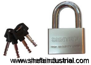 square-shape-satin-stainless-padlocks