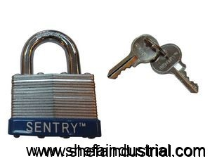 sentry-laminted-padlocks