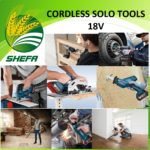 Cordless Solo Tools 18V Lithium ion