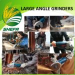 Large Angle Grinders
